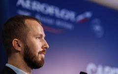 Aeroflot's IR chief on targeting without direct peers