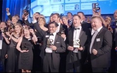 Watch video highlights from the IR Magazine Awards – Europe 2017