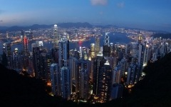 Hong Kong exchange opens office in Singapore