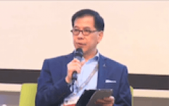 Q&A with IRPAS president Harold Woo