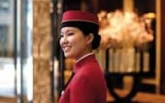 Financial executives name world's best hotels