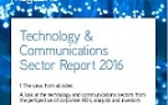 Technology & Communications Sector Report 2016