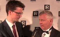 Two minutes with Unilever at the IR Magazine Awards – Europe 2016