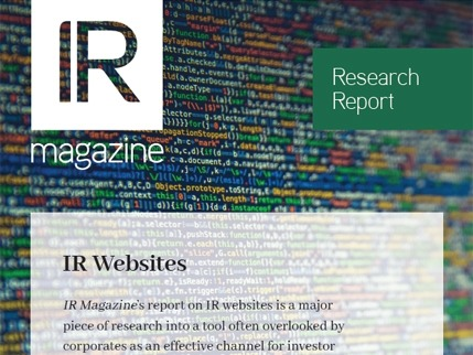 IR Websites