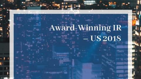 Award Winning IR - US 2018