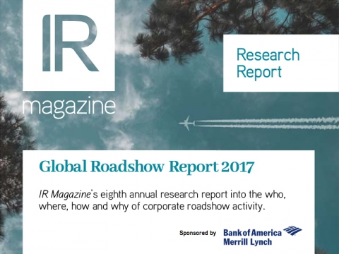 Global Roadshow Report 2017