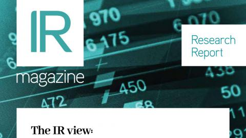 Research report: The IR view: Hedge funds