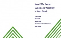 How ETFs foster cycles and volatility in your stock