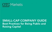 Small-cap company guide - Best practices for being public and raising capital
