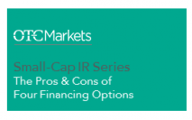 The pros and cons of four financing options