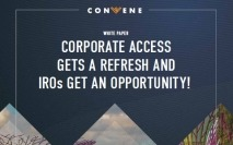 Corporate access gets a refresh and IROs get an opportunity!