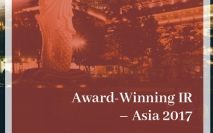 Award-Winning IR – Asia 2017