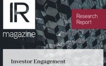 Investor engagement report