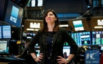 NYSE to be female-led for the first time